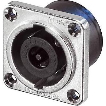Neutrik NL8MPR الصوت جاك الأكمام المقبس، دبابيس مستقيمة عدد دبابيس: 8 1 فضة pc(s)