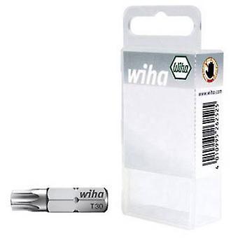 Wiha SB-Bit 7015 Z 07871 Torx bit T 10, T 15, T 20 Chromium-vanadium aço temperado C 6.3 3 pc(s)