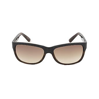 Porsche Design Design P8546 B Sunglasses | Carbon/Brown Frame | Brown Gradient Lens