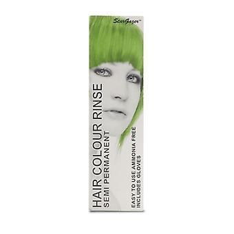 Hiusten väri UV vihreä