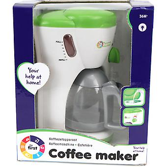 Mijn Eerste Koffiezetapparaat