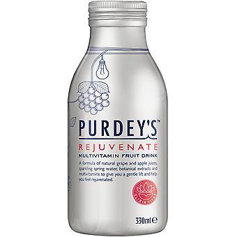 Purdey's Rejuvenate Grape and Apple Fruit Drink