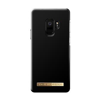 iDeal af Sverige Samsung Galaxy S9-mat sort
