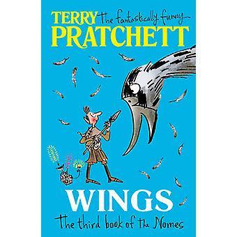 Flügel - das dritte Buch der Nomes von Terry Pratchett - 9780552573351