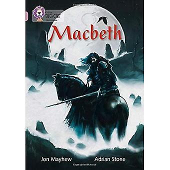Collins Big Cat - Macbeth: Band 18/Pearl