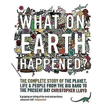 Vad på jorden hänt?: den fullständiga historien om Planet, liv och människor från Big Bang till nutid