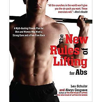 Nowe zasady podnoszenia dla ABS: krach mitu Plan Fitness dla mężczyzn i kobiet, którzy chcą zdecydowanego i bez bólu pleców