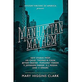 Manhattan Mayhem (Mystery Writers of America)