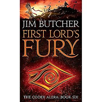 Fureur du premier Seigneur: Codex Alera, livre 6