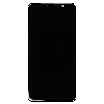 Für Huawei Mate 9 - LCD-Bildschirm Montage - schwarz | iParts4u