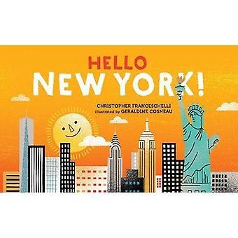 Bonjour, New York! [Cartonné]