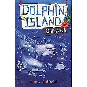Dolphin eiland: Schipbreuk: boek 1 (Dolphin eiland)
