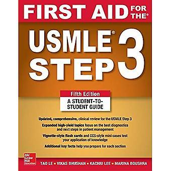 Eerste hulp bij de USMLE Stap 3, vijfde editie