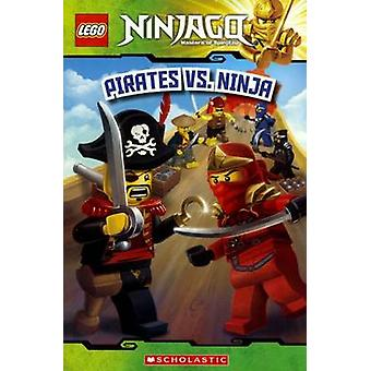 Pirates vs. Ninja by Tracey West - 9780606320269 Book