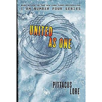 United as One by Pittacus Lore - 9780606400558 Book