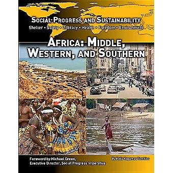 Africa - Middle - Western - and Southern by Kelly Kagamas Tomkies - 9