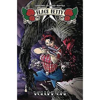 Black Betty Volume 1 by Shawn Gabborin - 9781632293633 Book