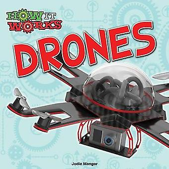 Drones by Jodie Mangor - 9781681917870 Book