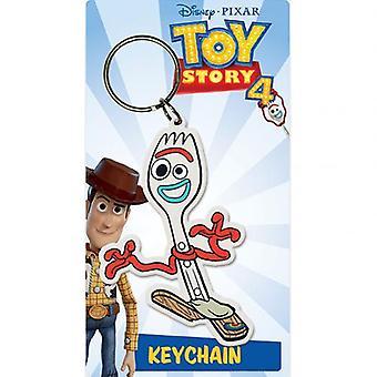 Toy Story 4 PVC Keyring Forky