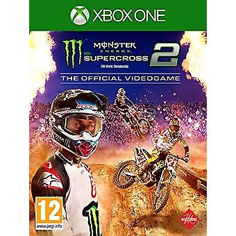 Monster Energy Supercross - The Official Video Game 2 Xbox One Game