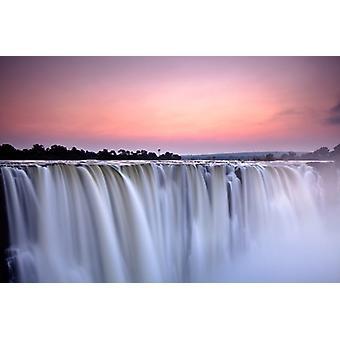 Fond d'écran Mural Victoria Falls
