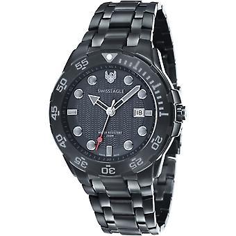 Swiss Eagle SE-9040-44 Heren Horloge