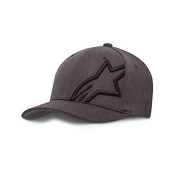 Alpinestars Corp Shift 2 Cap in Dark Heather Grey/Black