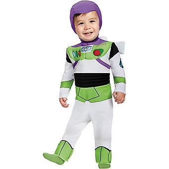 Buzz Lightyear infantil traje