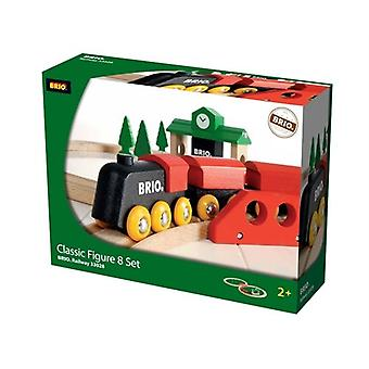 Brio 33028 Classic Figure (Set of 8)