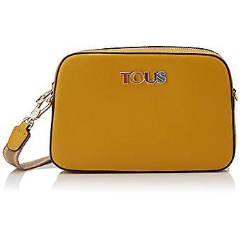 TousNew EssenceWomanBag MessengerMulticolor (Mostaza Topo 995900790)23x15x555 centimeters (W x H x L)
