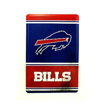 Buffalo Bills NFL Team Logo Tin Sign