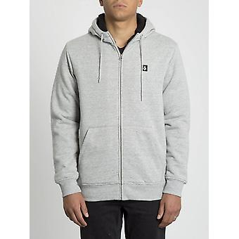 Volcom Men's Hoodie ~ Single Stone storm