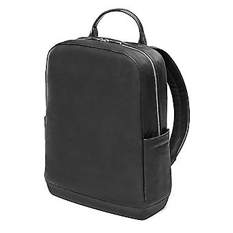 Moleskine Klassische Leder Kollektion Casual Backpack - 42 cm - 7.21 liters - Black (Schwarz)