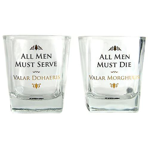 Game of Thrones Glasses Set
