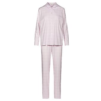 Féraud 3883160-11577 Women's High Class New Rose Pink Cotton Pyjama Set