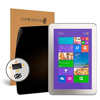 Celicious Privacy Plus 4-Way Anti-Spy Filter Screen Protector Film Compatible with Toshiba Encore 2 10.1