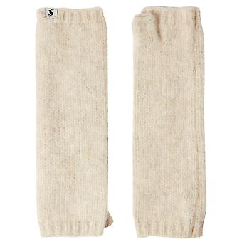 Joules Womens Snugwell super zachte warme Vingerloze handschoenen