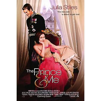 2004: The Prince & Me (Double Sided Regular) Original Cinema Poster