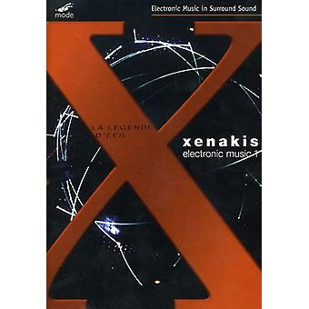 I. Xenakis - La Legend D'Eer for Multichanne [DVD] USA import