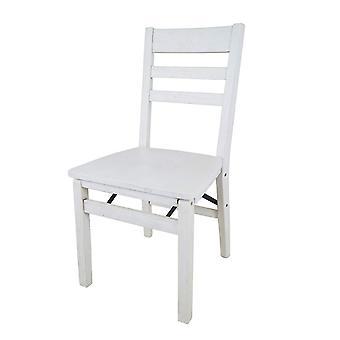 Penguin Home - Klasyczne krzesło jadalne w litej liściastej