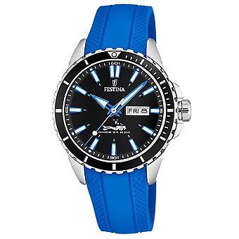 Festina F20378-3 Uomini's The Originals Divers Wristwatch