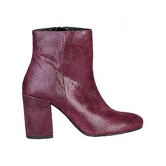 Fontana 2.0 - Shoes - Ankle boots - ALESSANDRA-BORDEAUX - Women - darkred - 41