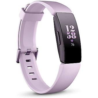 Fitbit Inspire HR Health & Fitness Tracker - Lilac