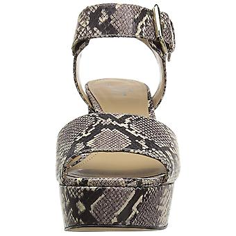 The Fix Women's Farah Single Buckle Platform Dress Sandal