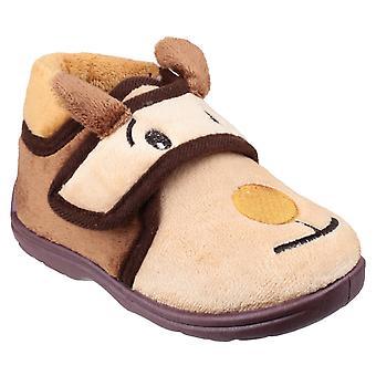 Mirak Childrens Kids Farm Animal Slippers