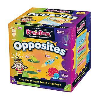 BrainBox Opposites Game (55 Cards)