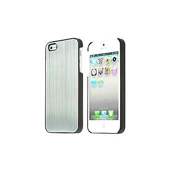 Silver Brushed Aluminium Shell For IPhone 5