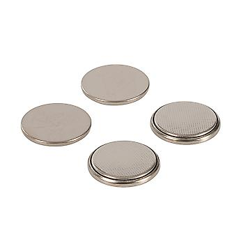 Lithium Button Cell Battery CR2025 4pk - CR2025