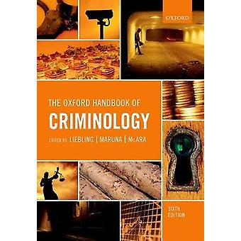 Oxford Handbook of Criminology af Shadd Maruna