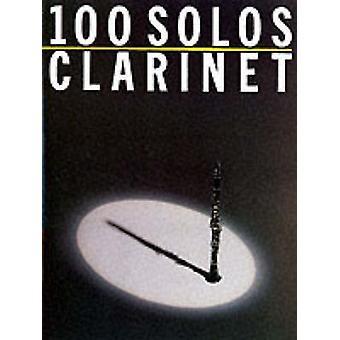 100 Solos  Clarinet by De Smet